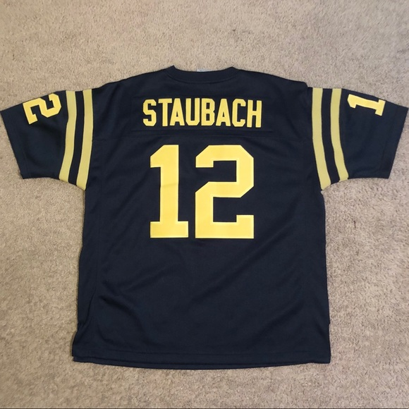 be5d2b2b31c adidas Shirts | Mens Roger Staubach College Cowboys Jersey | Poshmark